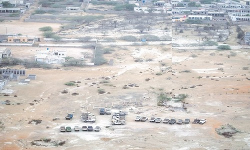 Empty land in Gwadar | Kohi Marri