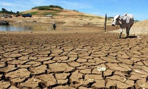 Water scarcity — myth or reality?