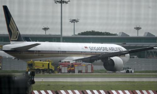 دنیا کی طویل ترین پرواز کرنے والا جہاز امریکا پہنچ گیا