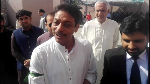 Faisal Raza Abidi sent to jail on 14-day judicial remand in defamation case