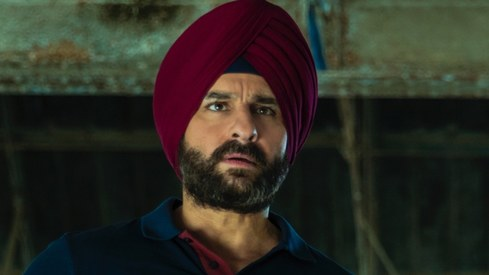 I am hopeful there's a way forward, says Saif Ali Khan about the future of Sacred Games 2