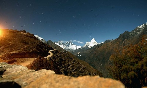 Seven climbers killed in Himalayas, two missing