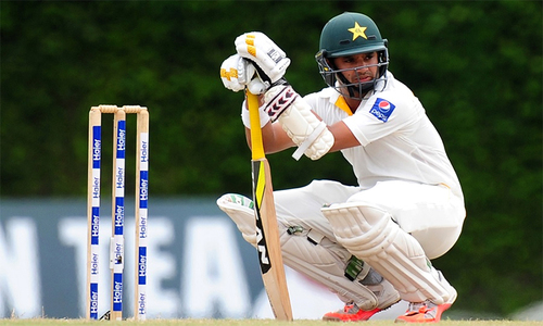 Azhar Ali admits pressure will be on Pakistan to beat Australia in second Test