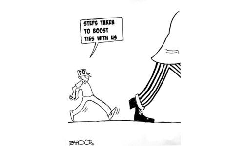 Cartoon: 15 October, 2018
