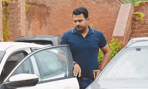LHC accepts petition to remove Sharjeel Khan's name from ECL