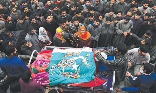 بغاوت کا الزام: کشمیری طلبہ کی علی گڑھ یونیورسٹی چھوڑنے کی دھمکی