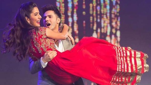 Katrina Kaif will play a dancer from Pakistan in next with Varun Dhawan