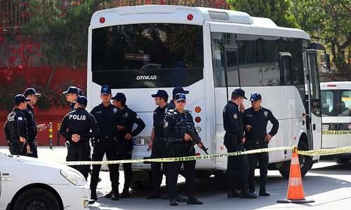 Iran embassy in Ankara evacuated after 'bomb warning'