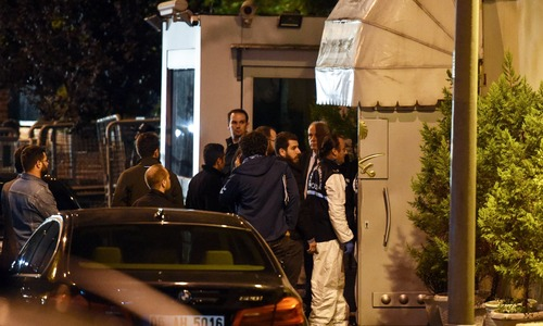 Investigators enter Saudi Consulate in Istanbul for 'joint inspection' to probe Khashoggi's murder