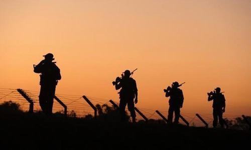 بھارت کا چین کی فوج پر سرحدی خلاف ورزی کا الزام