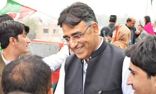 PTI govt will present IMF bailout package before parliament, says Asad Umar