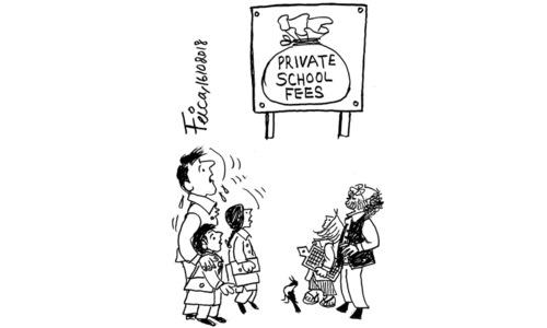 Cartoon: 16 October, 2018