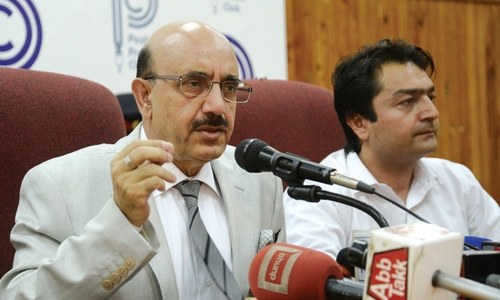 AJK president to take up Leepa tunnel project with federal govt