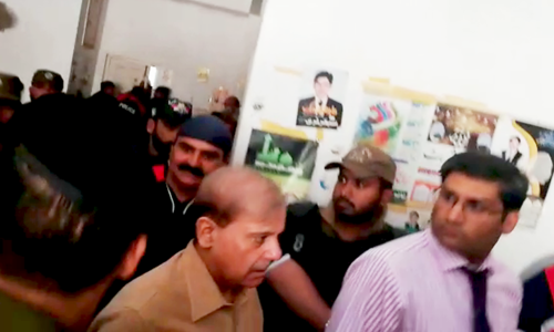 NAB granted 14-day extension in Shahbaz's remand