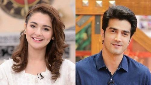 Hania Aamir and Shahzad Sheikh pair up for a love story