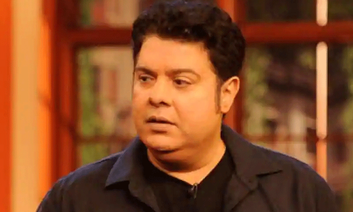 Sajid Khan issued a show cause notice from India's Film and TV Association