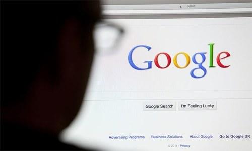 گوگل کا چین کیلئے 'سینسرڈ سرچ انجن' بنانے کا اعتراف