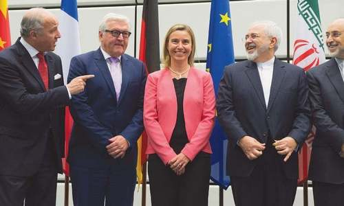 یورپی یونین کا 'نئے میکینزم' کے تحت ایران سے اقتصادی تعاون کا فیصلہ