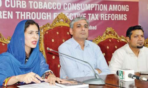 'Minimum price of cigarette packets should be Rs100'