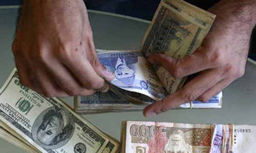Sharp rise in bank borrowings