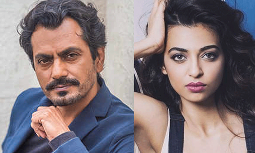 Nawazuddin Siddiqui and Radhika Apte will star in a love story