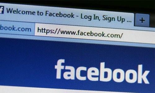 3کروڑ صارفین کا ڈیٹا چوری، فیس بک پر اربوں ڈالر جرمانے کا امکان