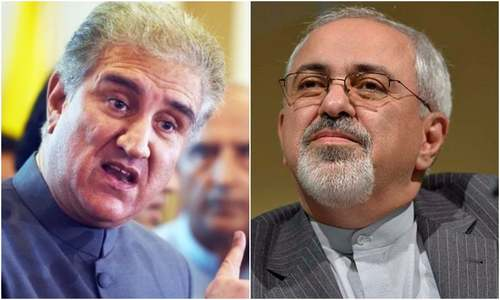 'Active' efforts underway to recover abducted Iranian troops, FM Qureshi tells Zarif