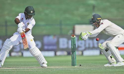 Abbas destroys Australia with five-for to put Pakistan in control