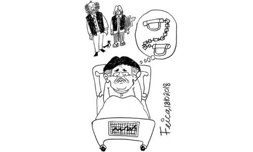 Cartoon: 18 October, 2018
