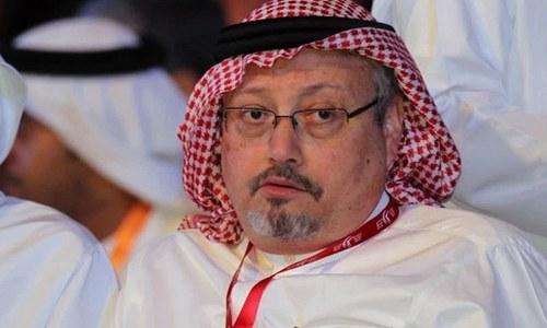 صحافی کی گمشدگی: 'سعودی حکمراں قربانی کا بکرا ڈھونڈ ہی لیں گے'
