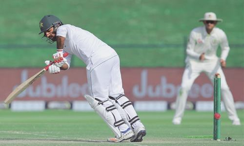 Babar misses maiden ton as Pakistan close in on series win