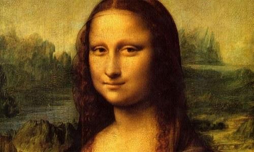 'مونا لیزا' کی تخلیق آنکھوں کی بیماری کا کرشمہ؟