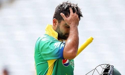پی سی بی نے احمد شہزاد کو شوکاز نوٹس جاری کردیا