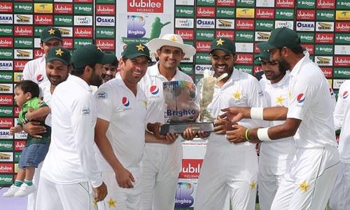 آسٹریلیا کے خلاف فتح، پاکستانی ٹیم نے نیا ریکارڈ بنا دیا