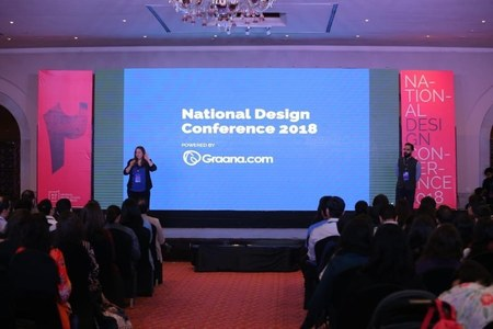 What made the 2nd National Digital Design Conference a success?