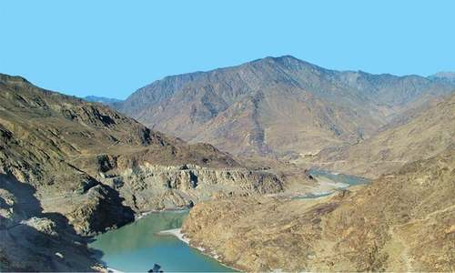 Bhasha dam and Pakistan's water crisis