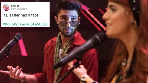 Ahad Raza Mir breaks hearts with his Coke Studio debut but not how you think