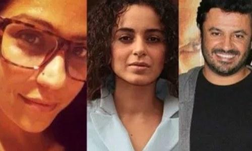 وکاس بہل پر ہراساں کا الزام لگانے والی خاتون کی عدالت میں کیس لڑنے سے معزرت