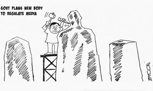 Cartoon: 20 October, 2018