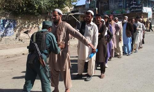 افغانستان میں پرتشدد انتخابات، 28 افراد ہلاک