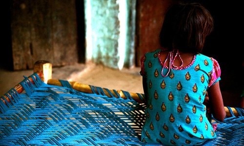 11 سالہ گھریلو ملازمہ پر 'خاتون فوجی افسر کا تشدد'