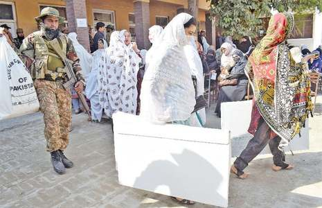 Five in run for Peshawar by-elections