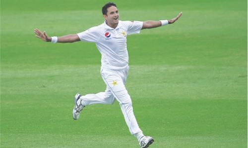 Cricket world lauds high-flying Abbas