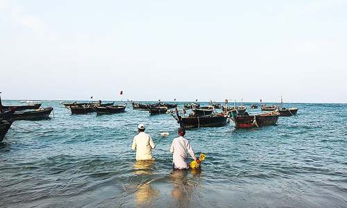 Balochistan government accepts fishermen's demands