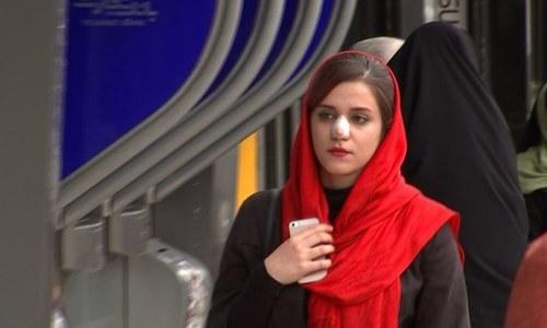 ایران: خوبصورت ناک کیلئے سالانہ 24 ہزار آپریشن