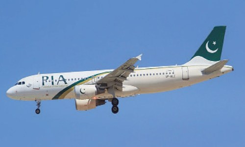 PIA's 'flight into terrain'