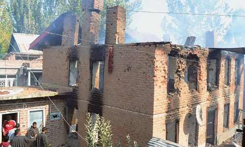 Indian firing, explosion kill 14 in held Kashmir