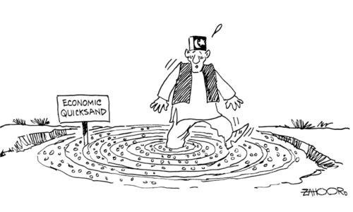 Cartoon: 22 October, 2018
