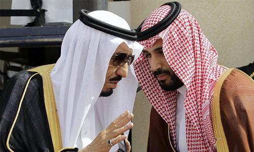سعودی شاہی خاندان میں بے چینی اور بڑی تبدیلیوں کے اشارے