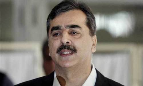 Gilani says NAB must work independently